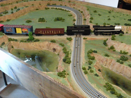 Scenery Tips Model Railroad Layouts And